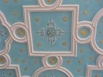 Eine schöne Stern-Decke Stockbilder
