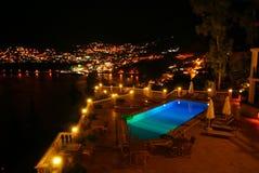 Eine schöne türkische Wohnung Stockfoto