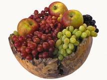 Eine Schüssel Frucht Stockfotografie