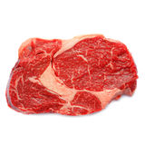 Eine Scheibe des Rindfleisches (Entrecote) Lizenzfreies Stockfoto