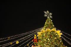 Eine spezielle Weihnachtsjahreszeit ist- hier! stockfotografie