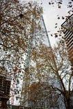 Eine Stadt-Szene von London in England lizenzfreie stockfotografie