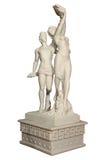 Eine Statue in der alten Art Lizenzfreies Stockbild
