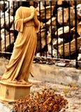 Eine Statue ohne Kopf Stockfotografie