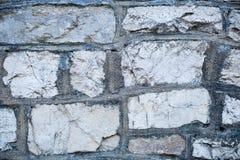 Eine Steinwand Lizenzfreie Stockfotografie