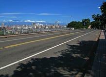 Eine Straße Lizenzfreie Stockfotografie