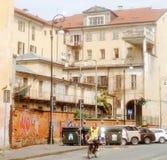 Eine Straße Stockbilder