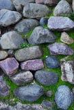 Eine Struktur der Steine, felsige Bruten Stockbild