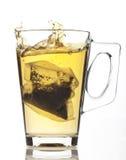 Eine Tasse Tee lizenzfreie stockfotos