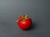 Eine Tomate Lizenzfreies Stockbild
