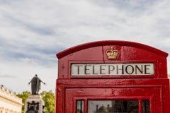 Eine typische Ansicht in Westminster in London stockbilder
