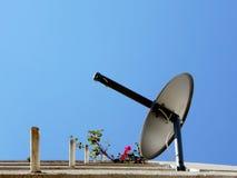 Eine verkleidete Antenne Lizenzfreies Stockbild