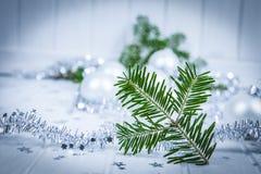 Eine Weihnachtsnoch Lebensdauer Lizenzfreie Stockfotografie