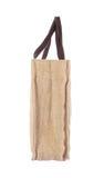 Eine Wiederverwertungs-Ökologie-Einkaufstasche Stockbilder