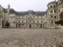 Eine wunderbare Landschaft von Frankreich lizenzfreies stockfoto