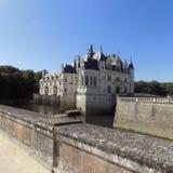 Eine wunderbare Landschaft von Frankreich lizenzfreies stockbild