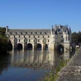 Eine wunderbare Landschaft von Frankreich stockbild