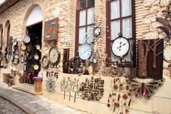 Eine Zeit in Spanien Stockbild