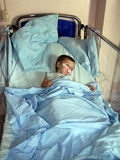 In einem Krankenhaus Lizenzfreies Stockbild