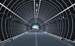 Tunnel lizenzfreie abbildung
