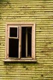 In einem verlassenen Haus Lizenzfreie Stockbilder