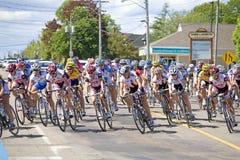 Einen.Kreislauf.durchmachenrennen der Weltkategorien-Frauen - Ausflug de PEI Lizenzfreie Stockfotos