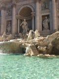 Einer der populärsten Plätze in Rom unter Touristen Lizenzfreie Stockfotografie