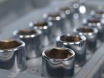 Einfaßungsschlüssel Set Stockbild