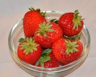Einfach Erdbeeren! Stockbilder