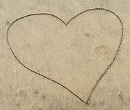 Einfach Liebe Stockfoto