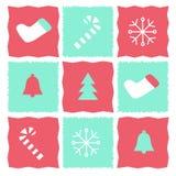 Einfach Weihnachten Stockbilder