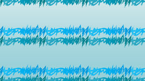 Einfache blaue Bürste streicht Muster Stockfotografie