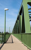 Einfache Brücke Lizenzfreie Stockbilder