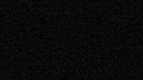 Einfache Digital-Pixel-Geräusche lizenzfreie abbildung