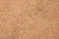Einfache flache Sandbeschaffenheit. Stockfotos