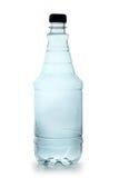 Einfache Plastikflasche Stockfotografie