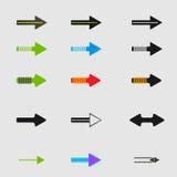 Einfache quadratische Forminternet-Taste ENV 10 Vektordesign eps10 Stockfotografie
