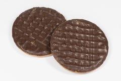 Einfache Schokolade verdauungsfördernd Lizenzfreie Stockfotografie