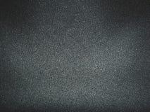 Einfache schwarze Hintergrundbeschaffenheit mit grauem Steigungslicht abstractfor Produkt- oder Texthintergrunddesign Lizenzfreies Stockfoto