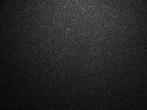 Einfache schwarze Hintergrundbeschaffenheit mit grauem Steigungslicht abstractfor Produkt- oder Texthintergrunddesign Stockfotos