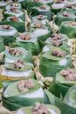 Einfache traditionelle Nahrungsmittel Lizenzfreie Stockbilder