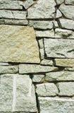 Einfache Wand vom Stein Stockfoto