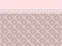 Einfacher Muster-Hintergrund Lizenzfreie Abbildung