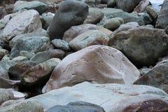 Einfacher pic von Felsen Stockfoto