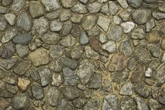 Einfacher Steinauszug Lizenzfreies Stockbild