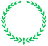 Einfacher Wreath Lizenzfreie Stockfotografie