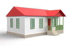 Einfaches Arthaus Vektor Abbildung