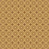 Einfaches des Vektors nahtloses und elegantes geometrisches Muster Stockfotografie