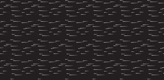 Einfaches einfarbiges Bleistiftanschlagmuster Lizenzfreie Stockbilder