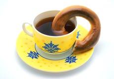Einfaches Frühstück. lizenzfreie stockfotografie